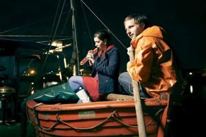 Sasa & der Bootsmann